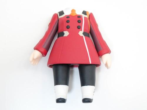 【SALE】【952】 ゼロツー 体パーツ 制服 ねんどろいど