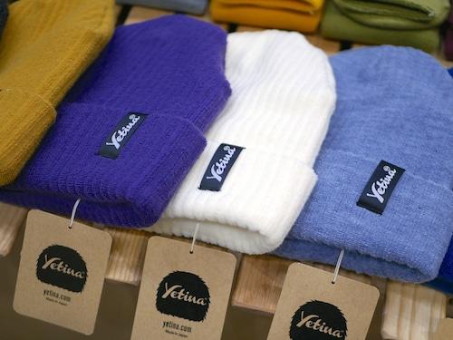 YETINA / KNIT CAP