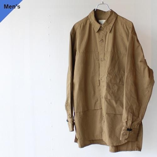 【ラスト1点】norbit マウンテンワークシャツ Mountain work shirt (Coyote)
