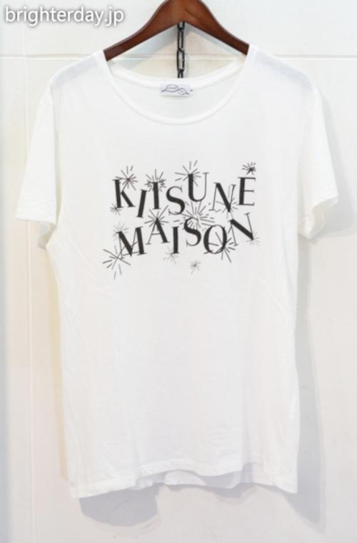 KITSUNE TEE Tシャツ