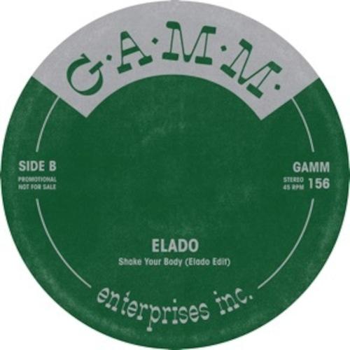"""【ラスト1/12""""】ELADO - DO YOU REALLY LOVE ME / SHAKE YOUR BODY"""