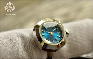 【ビンテージ時計】1976年4月製造 シチズン指輪時計 日本製