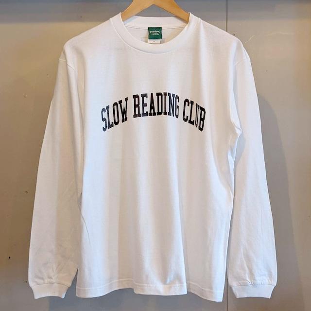 ロングスリーブTシャツ / SRC / White