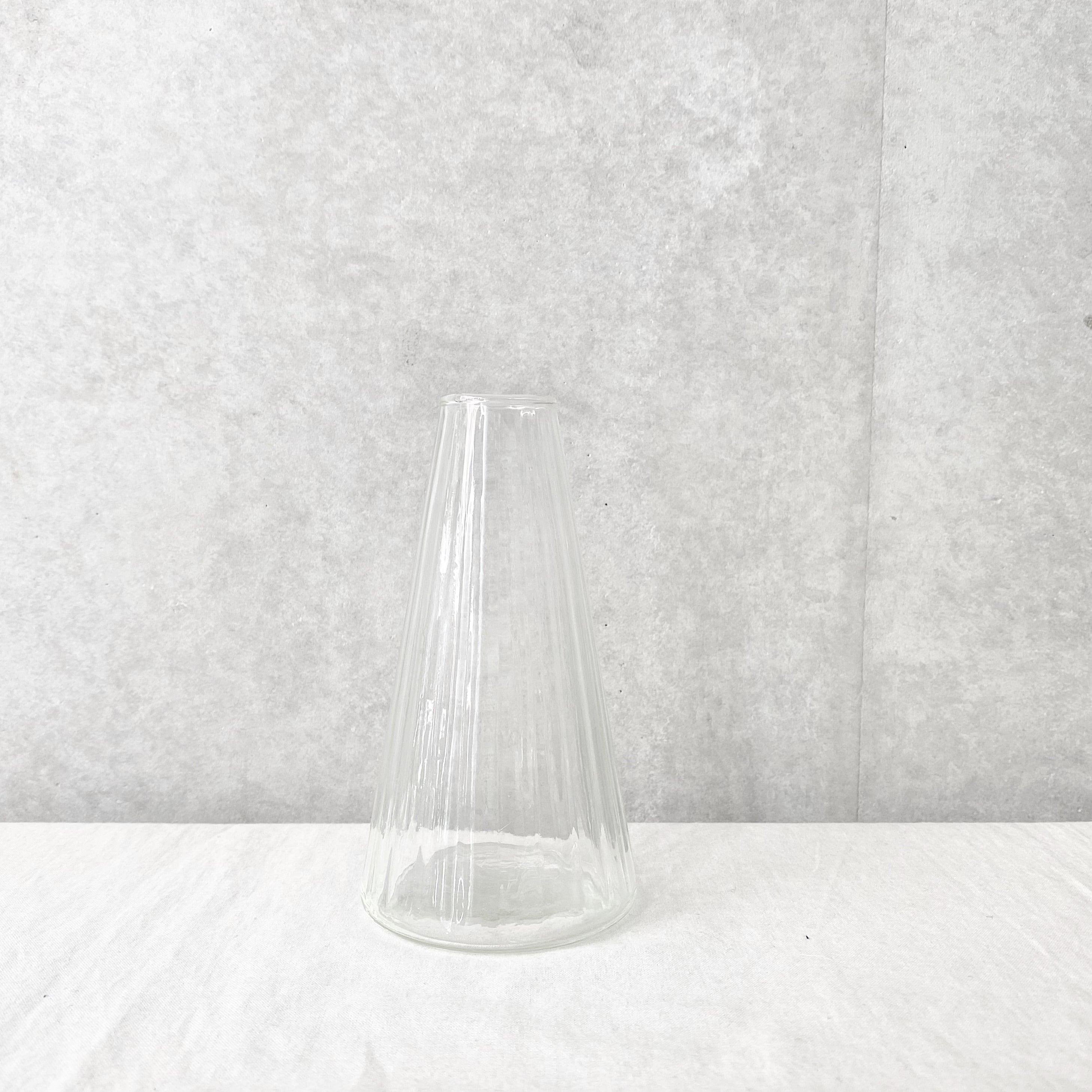 【リューズガラス】フラワーベース/ロング