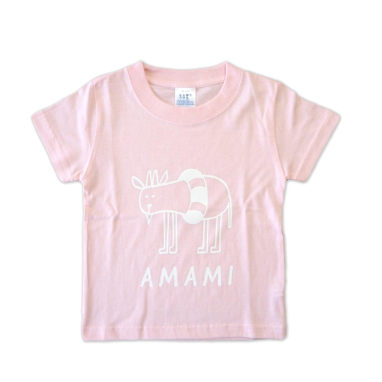 FrascoオリジナルキッズTシャツ|ピンク