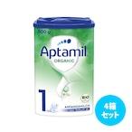 [4箱セット] Aptamil オーガニック粉ミルク800g (Pre, 1, 2)