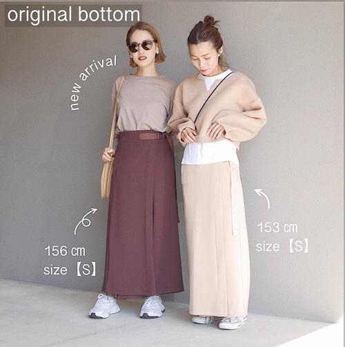 【original 2way relax pants】
