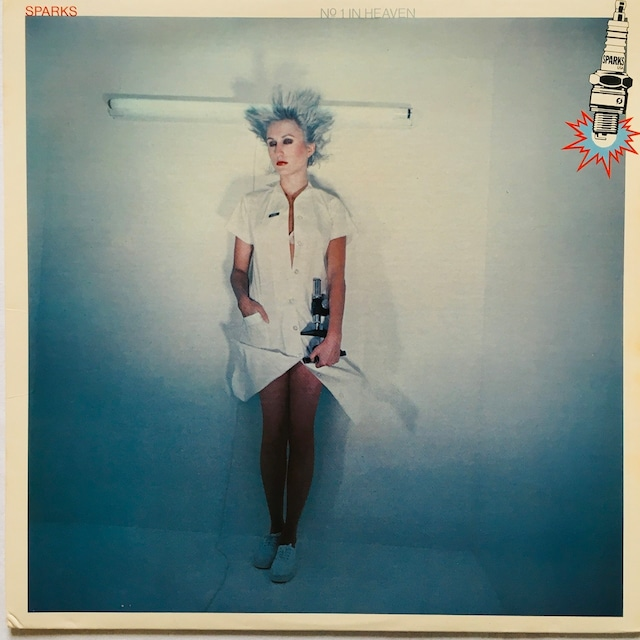 【LP・米盤】Sparks / No.1 In Heaven