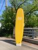 88Surfboards  8'0'' Single Fin  Orange/White  本州送料16500込み価格