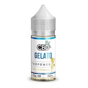 【定期お得便】CBDfx ジェラート - CBD Terpens Oil