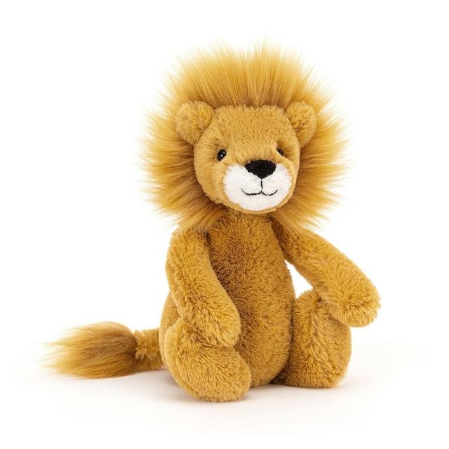 Bashful Lion Small_BASS6LION