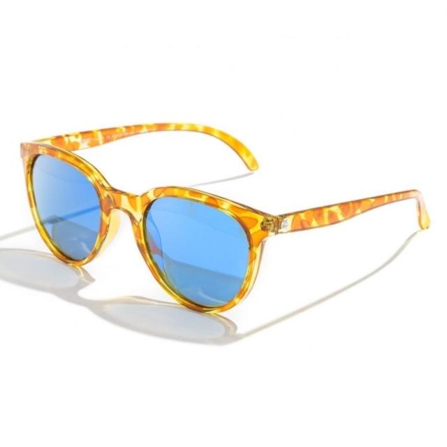 【SUNSKI】Makanis -  Blond Tortoise / Aqua