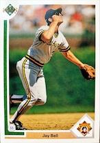 MLBカード 91UPPERDECK Jay Bell #183 PIRATES