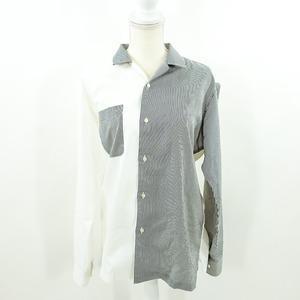 No.1  オープンカラーシャツ