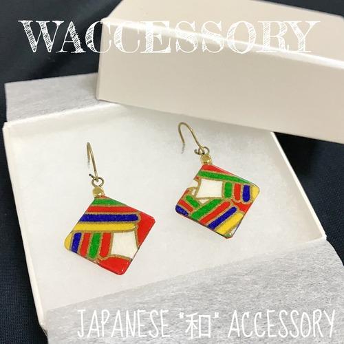 WACCESSORY『紀』_ピアス/イヤリング