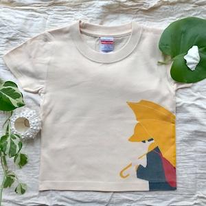 """【NATURAL/ナチュラル】【KIDS  """"Buttercup T """" 】Tシャツ キッズサイズ おしゃれ な オリジナルデザイン"""