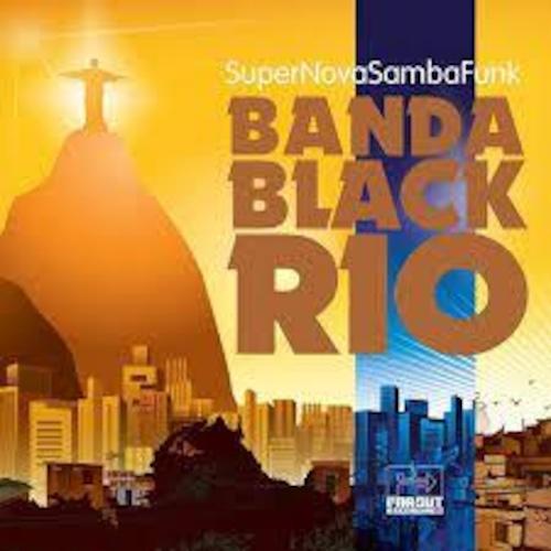 【ラスト1/RSD/LP】BANDA BLACK RIO - SUPER NOVA SAMBA FUNK (カラーバイナル /RSD エディション)