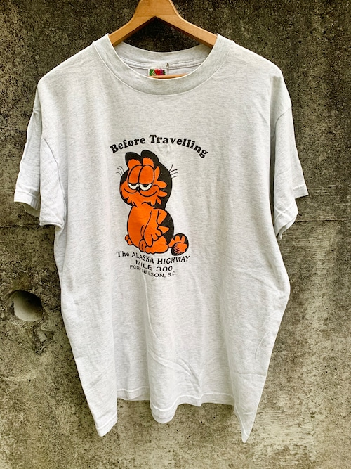 Vintage Garfield T Shirt Made In Canada