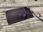 WalkWith2 チョコレート【OSOBA 3way wallet】