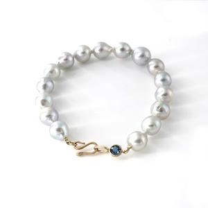 Serum London Blue Topaz bracelet