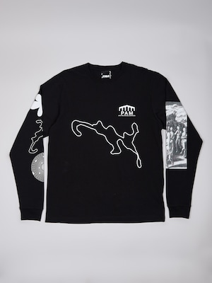 P.A.M. (Perks And Mini) / DEEP MESSAGES LS TEE