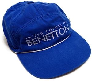 90年代 ベネトン コットンキャップ | BENETTON ヴィンテージ 古着