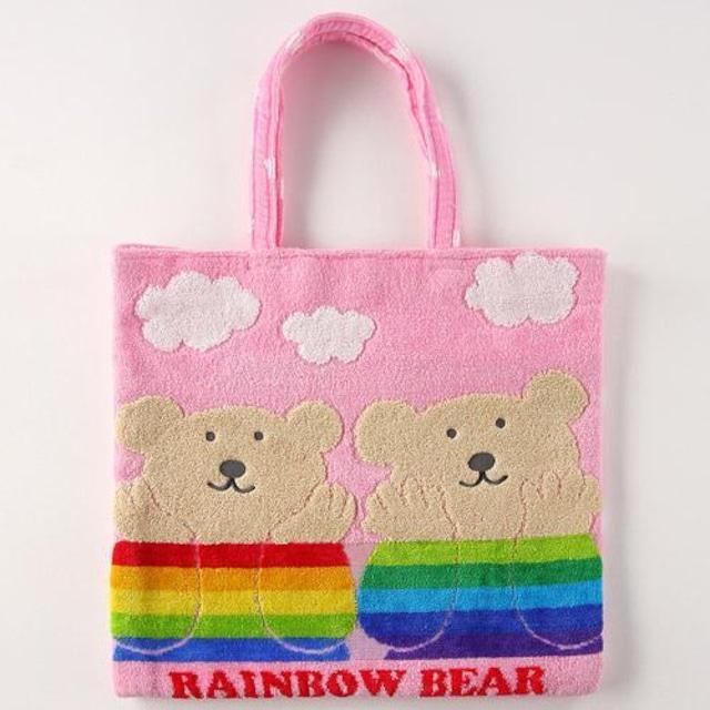 【RAINBOW BEAR レインボーベアー】 <バッグ>デイズ・ピンクL