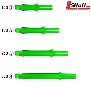 L-SHaft Lock Straight [Green]