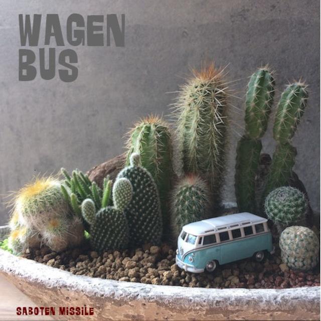 Volkswagen Bus が駆け抜ける