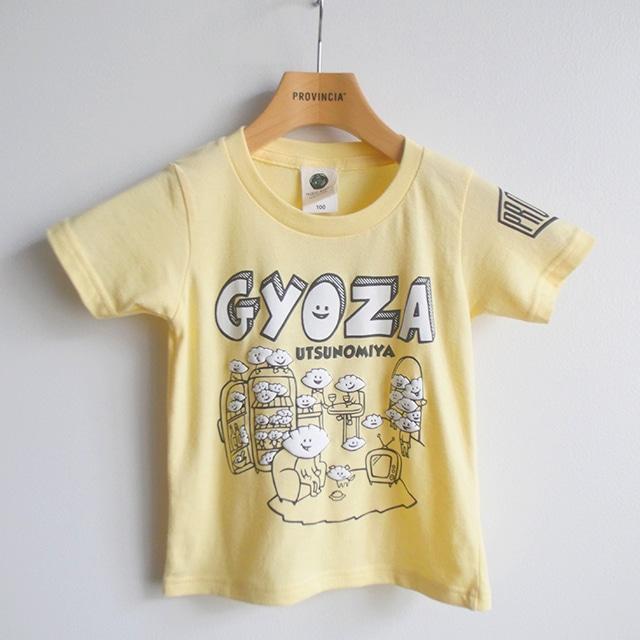 Tシャツ キッズ ファミリー GYOZA