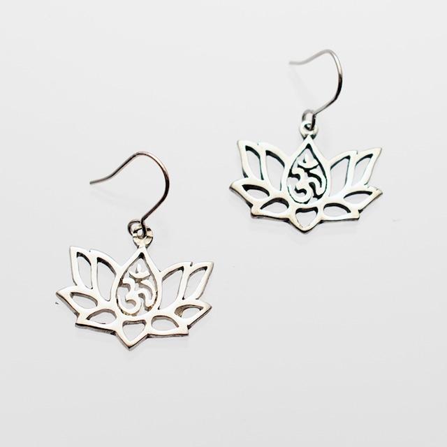 ピアス ロータス05 Pierced Earrings Lotus05