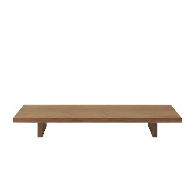 キノーシャ リビングテーブル ウォールナット 1800