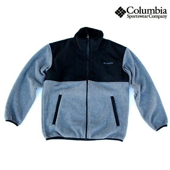 コロンビア Columbia フリース ジャケット ハインドピナクルジャケット Hinds Pinnacle Jacket PM3847 Boulder Heather