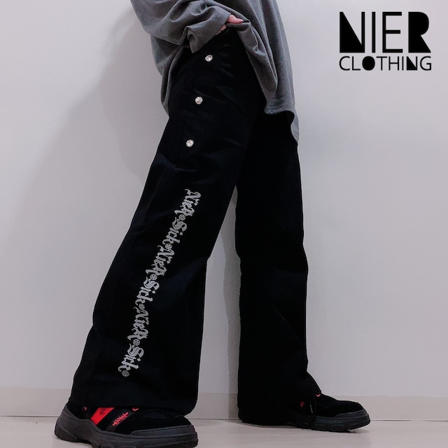BLACK PANTS【NIER SICK】