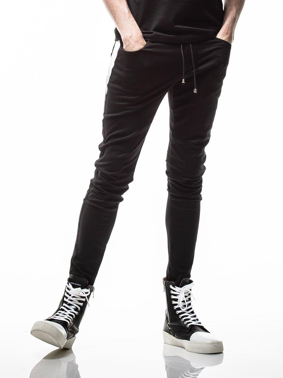 RESOUND CLOTHING (リサウンドクロージング) EDWARD LINE PT / BKGREY RC19-ST-011-1