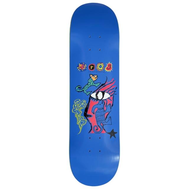 Frog skateboards Breath of Stars Deck