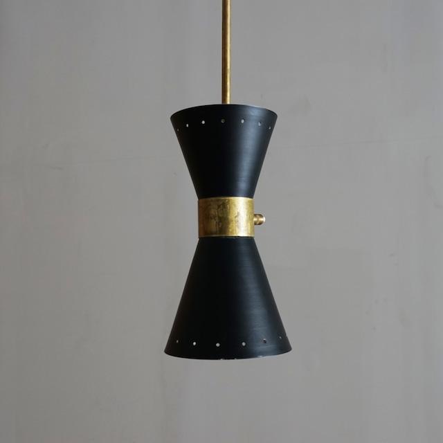 #01-14  Vintage wall light black