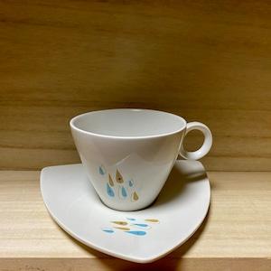 50〜60年代 ヴィンテージ食器 アメリカ製 ティーカップセット 50〜60's  Usa  Vintage Cup&Saucer Set