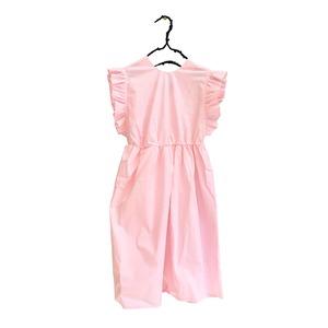 BACK SHAN RIBBON DRESS DYED / LL