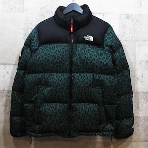 SUPREME × TNF 11AW Leopard Nuptse Down Jacket ※希少カラー