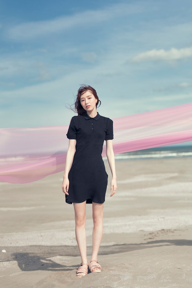 Lilien Polo Onepiece (BLACK)