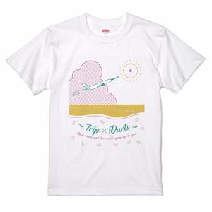 【雑誌掲載】Trip×DartsダーツファッションTシャツ