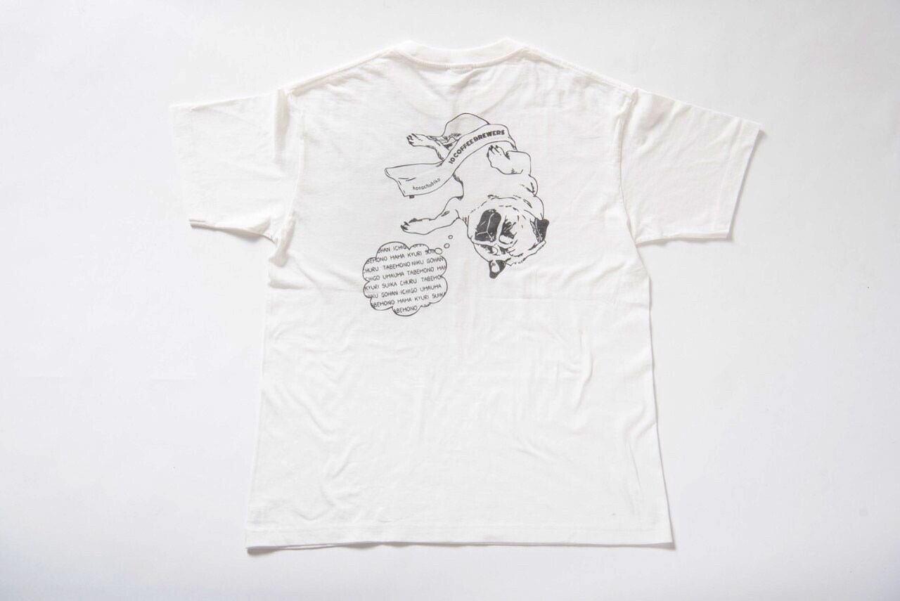 #reboot Tシャツ hanachobiko