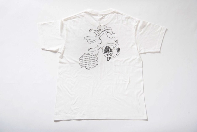 #reboot Tシャツ|hanachobiko