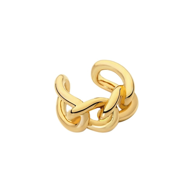 Wide chain ring|リング