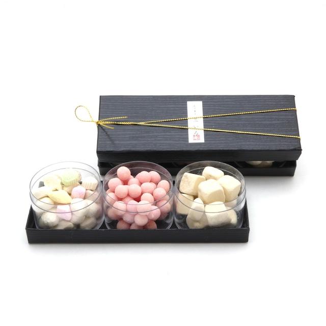 お干菓子 「三いろ」 -miiro-