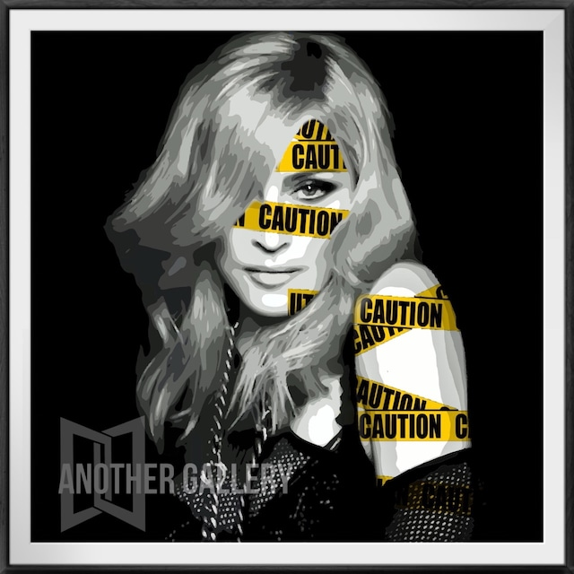 CAUTION~Material Girl