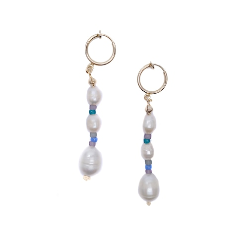 Shade Pearl Earring シェードパールイヤリング