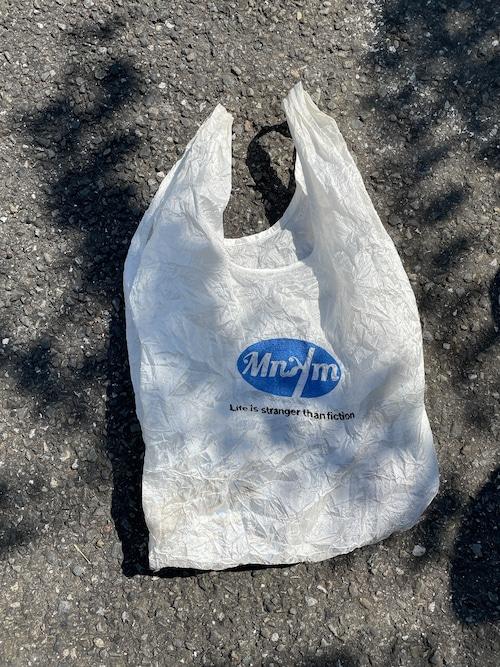 【再販】MNKM Packable Washable Eco Tote bag