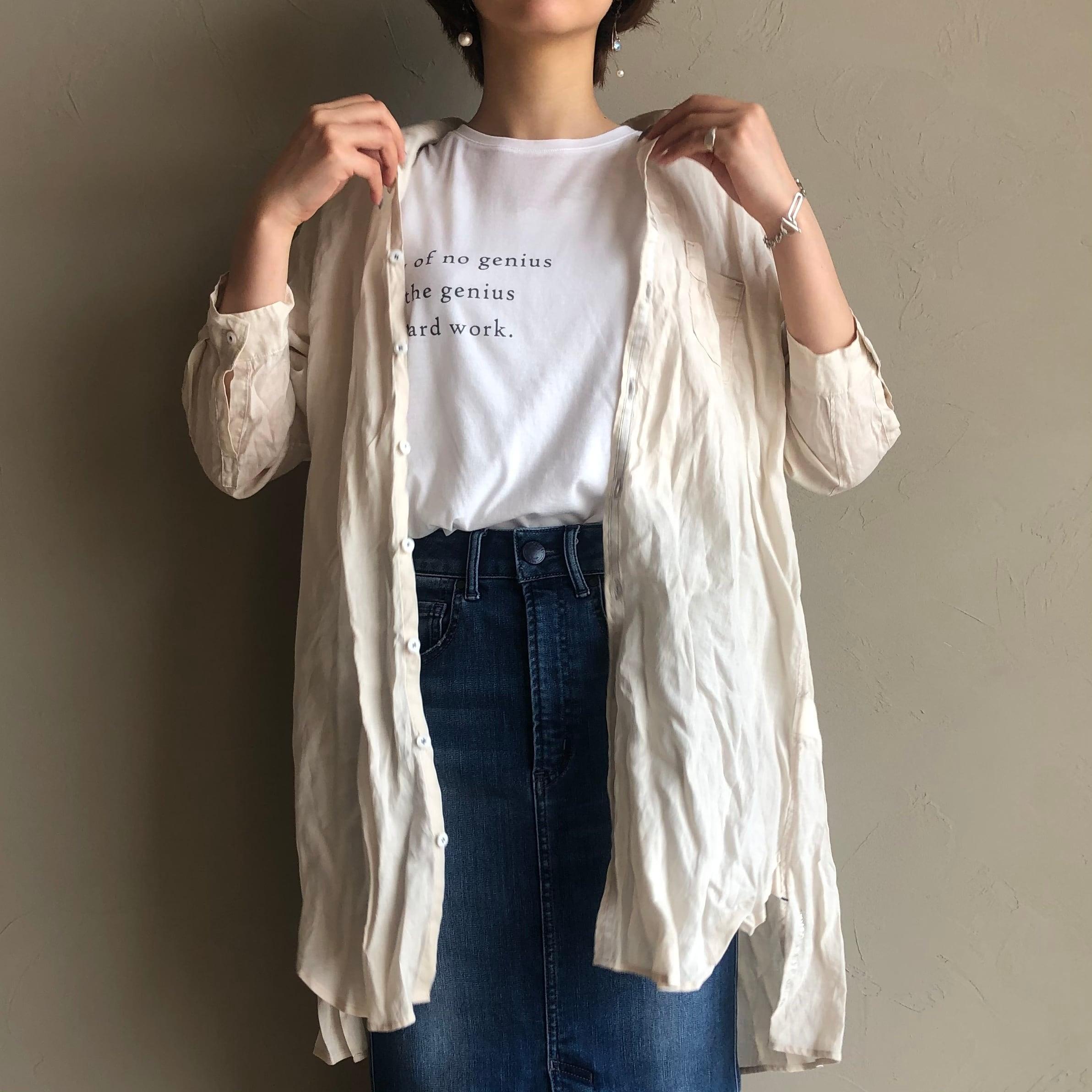 【 ANTGAUGE 】- GB263 - ハーフ丈ワークシャツ